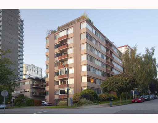 """Main Photo: 203 1315 CARDERO Street in Vancouver: West End VW Condo for sale in """"DIANNE COURT"""" (Vancouver West)  : MLS®# V790452"""