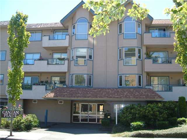 "Main Photo: 107 8700 WESTMINSTER Highway in Richmond: Brighouse Condo for sale in ""CANAAN COURT"" : MLS®# V824323"