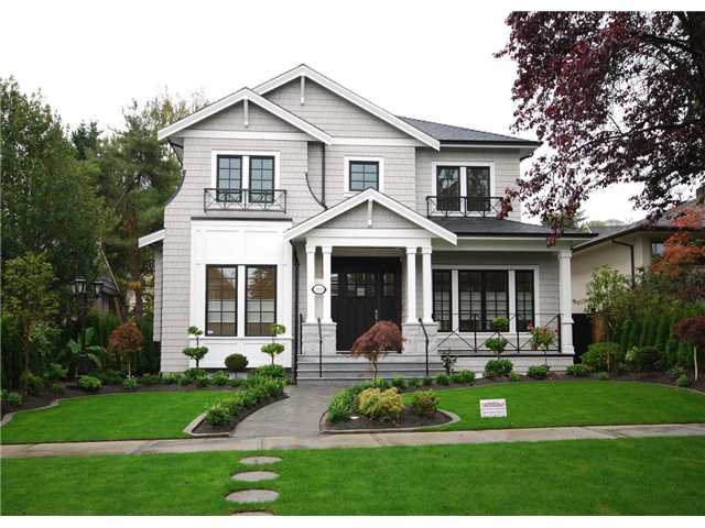 Main Photo: 3168 W 19TH Avenue in Vancouver: Arbutus House for sale (Vancouver West)  : MLS®# V852214