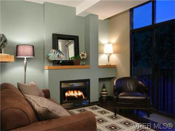 Main Photo: 314 409 Swift St in VICTORIA: Vi Downtown Condo Apartment for sale (Victoria)  : MLS®# 495673