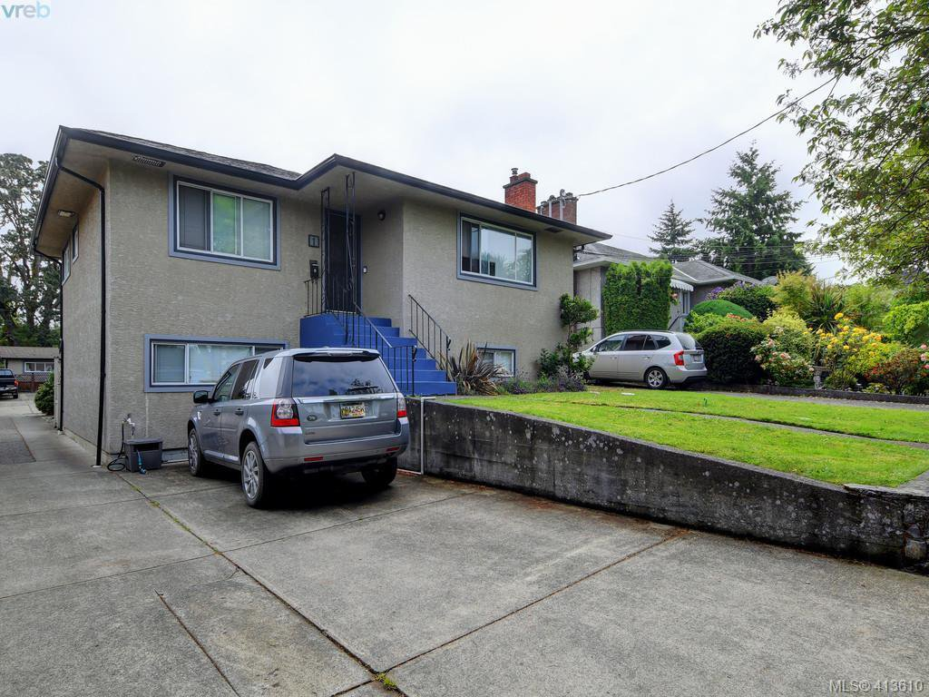 Main Photo: 1 3149 Jackson St in VICTORIA: Vi Mayfair Half Duplex for sale (Victoria)  : MLS®# 820153