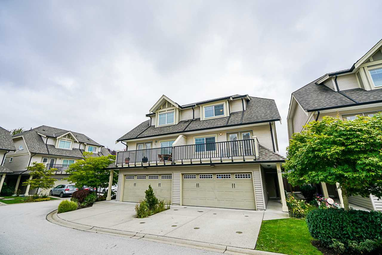 """Main Photo: 14 8358 121A Street in Surrey: Queen Mary Park Surrey Townhouse for sale in """"Kennedy Trails"""" : MLS®# R2409320"""