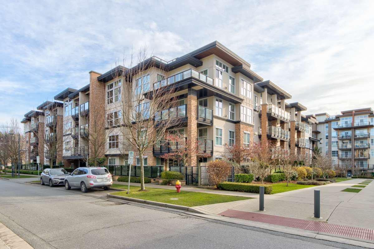 Main Photo: 107 5928 BIRNEY Avenue in Vancouver: University VW Condo for sale (Vancouver West)  : MLS®# R2422015