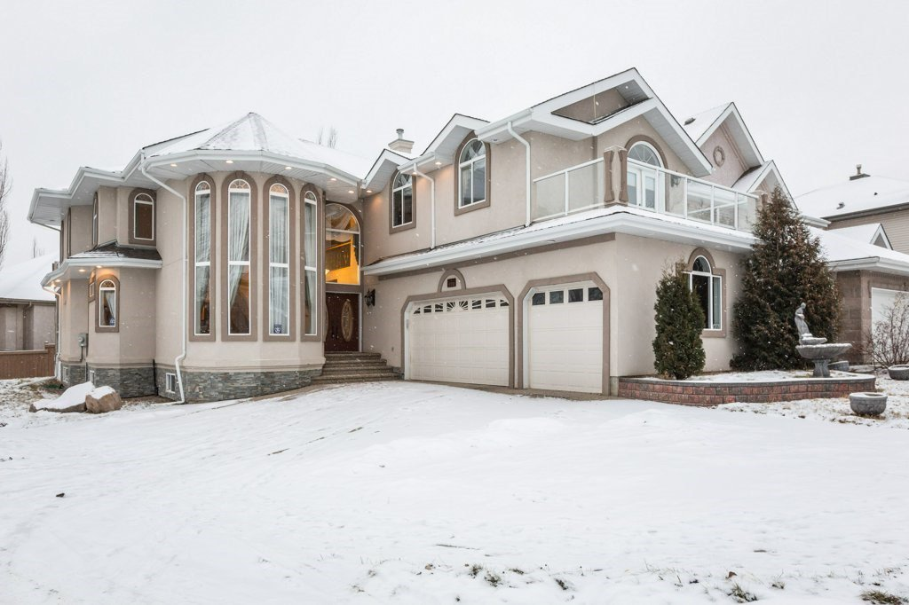 Main Photo: 970 HOLLINGSWORTH Bend in Edmonton: Zone 14 House for sale : MLS®# E4181071