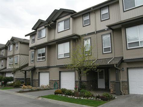 Main Photo: 35 3127 SKEENA STREET in Port Coquitlam: Home for sale : MLS®# V887704