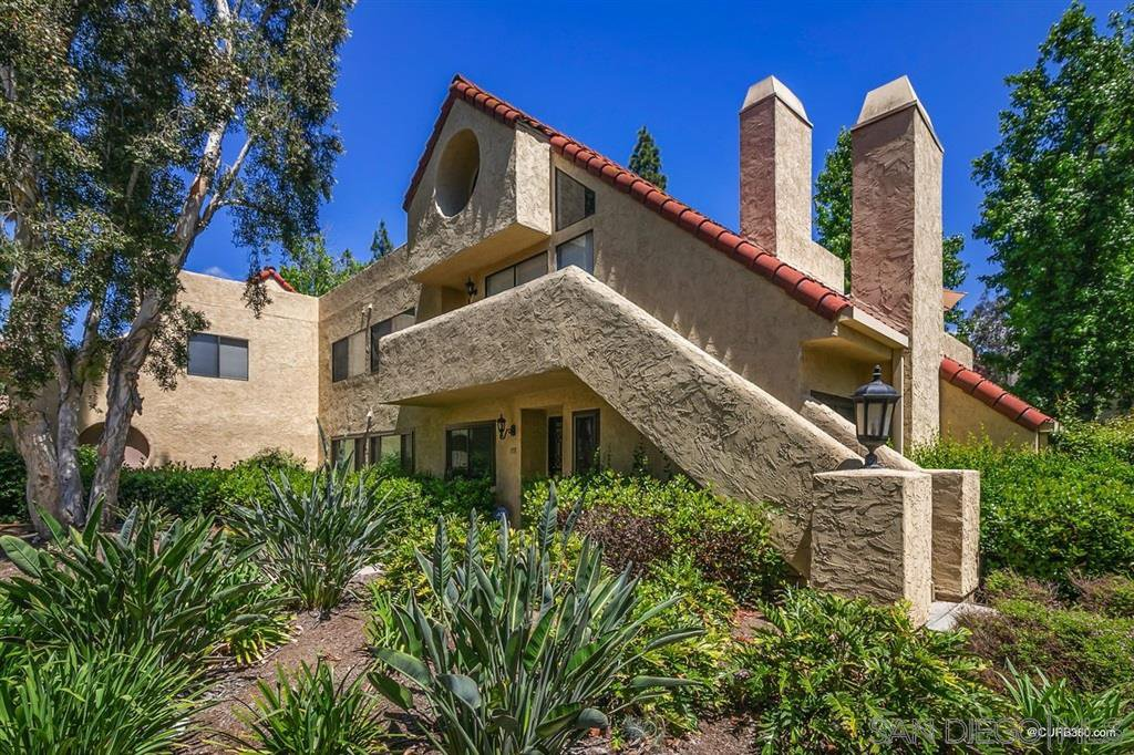 Main Photo: RANCHO BERNARDO Condo for sale : 3 bedrooms : 17895 Caminito Pinero #158 in San Diego