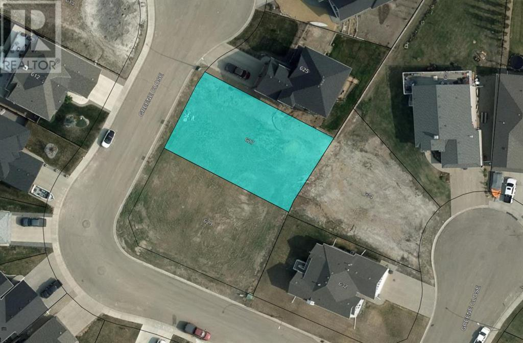 Main Photo: 627 Greene Close in Drumheller: Vacant Land for sale : MLS®# A1013751