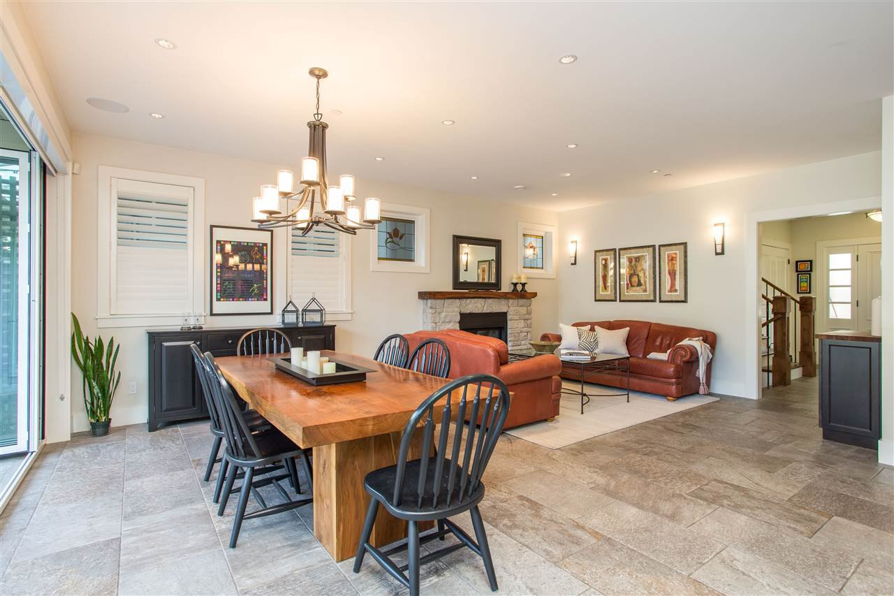Photo 5: Photos: 595 W 18TH AVENUE in Vancouver: Cambie House for sale (Vancouver West)  : MLS®# R2499462