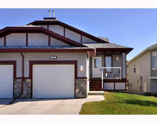 Main Photo: 579 STONEGATE Way NW: Airdrie Residential Attached for sale : MLS®# C3397152