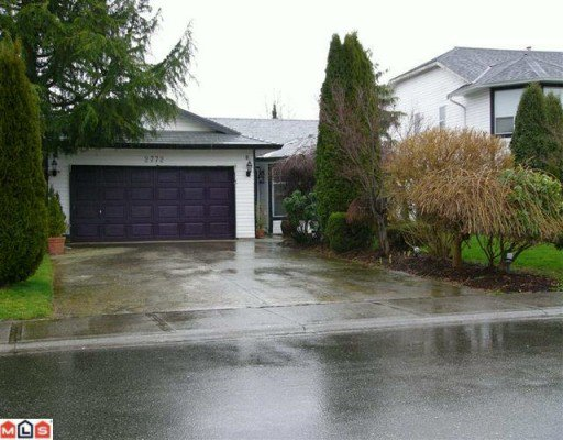 Main Photo: 2772 272B Street in Langley: Aldergrove Langley House for sale : MLS®# F2927893