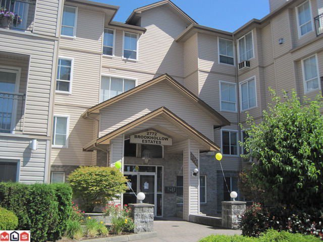 "Main Photo: 104 2772 CLEARBROOK Road in Abbotsford: Abbotsford West Condo for sale in ""BROOKHOLLOW ESTATES"" : MLS®# F1027259"