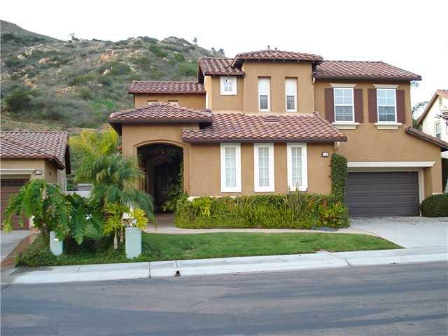 Main Photo: EAST ESCONDIDO House for sale : 3 bedrooms : 3411 Wild Oak in Escondido