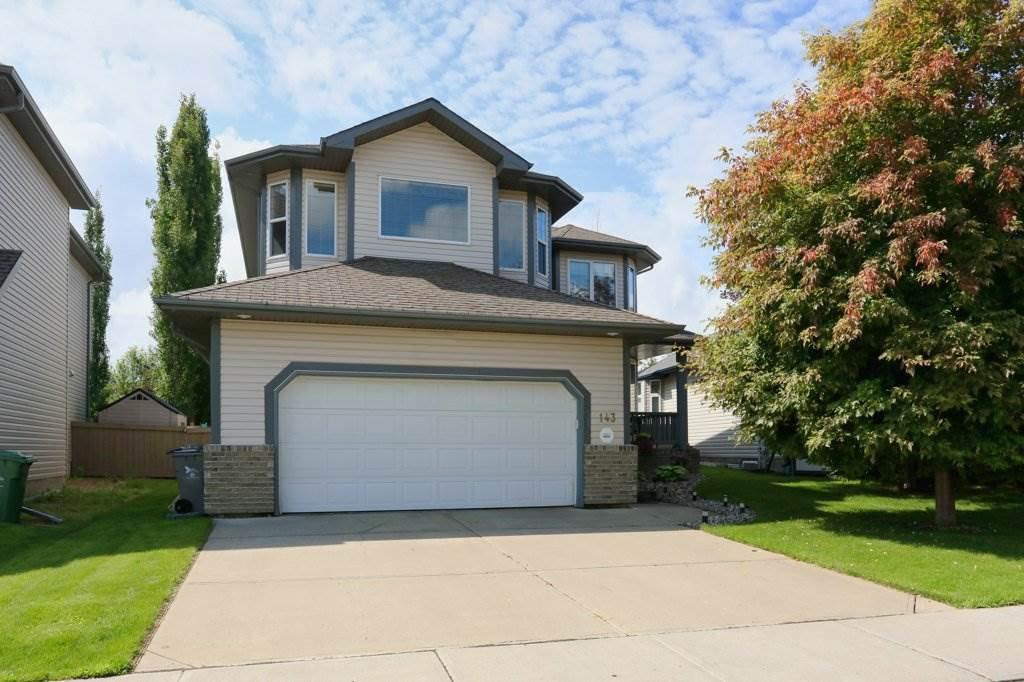 Main Photo: 143 REICHERT Drive: Beaumont House for sale : MLS®# E4165149