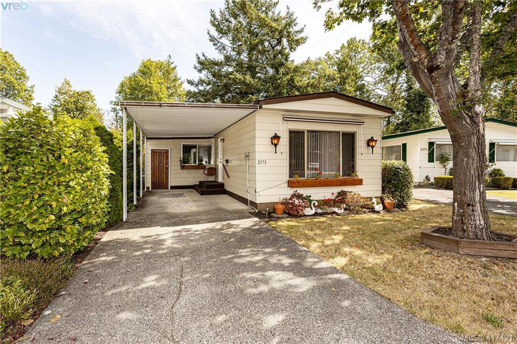 Two bedroom two full bath Modular home in Summergate Village
