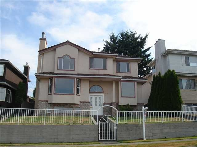 Main Photo: 7818 JASPER Crescent in Vancouver: Home for sale