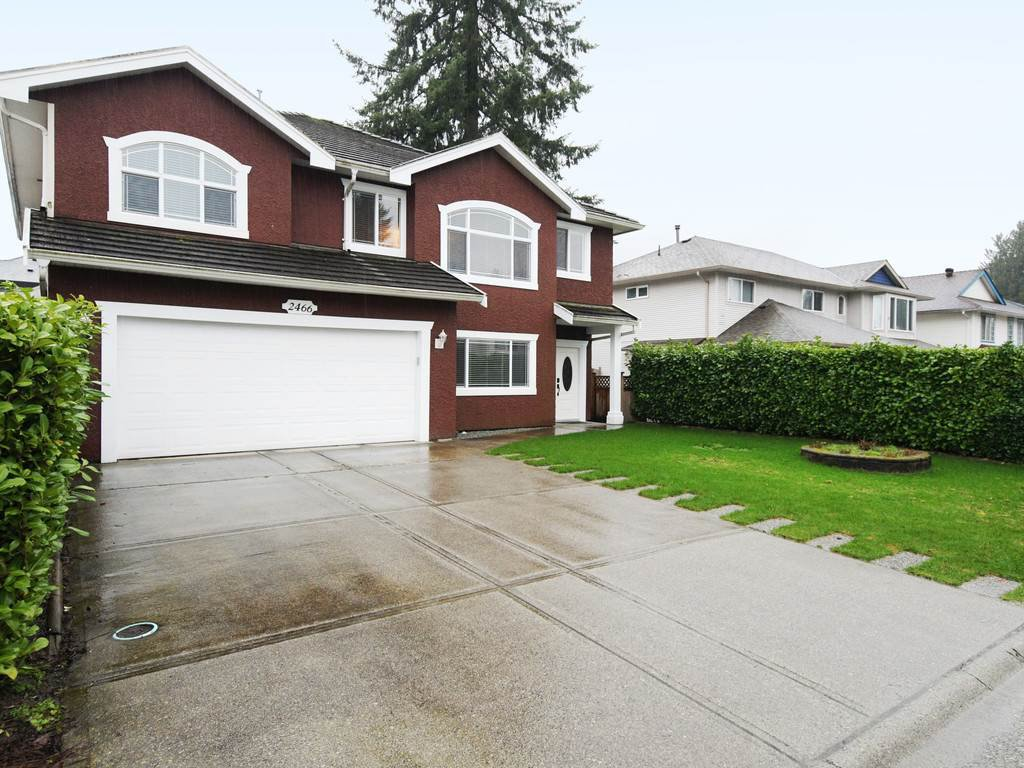 Main Photo: 2466 FRISKIE Avenue in Port Coquitlam: Woodland Acres PQ House for sale : MLS®# R2435749