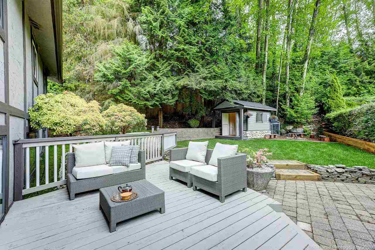 Main Photo: 860 WELLINGTON Drive in North Vancouver: Princess Park House for sale : MLS®# R2458892