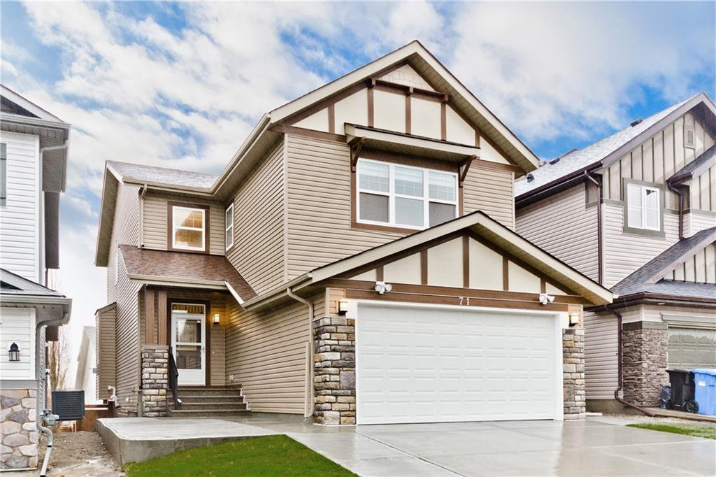 Main Photo: 71 PANAMOUNT Common NW in Calgary: Panorama Hills Detached for sale : MLS®# C4296916