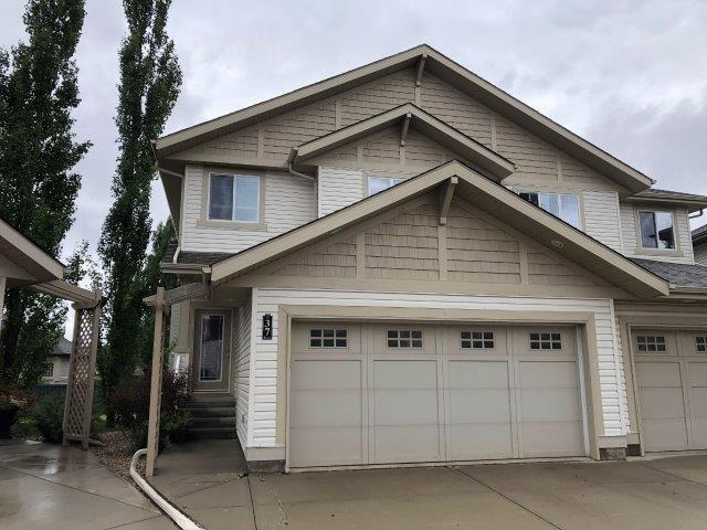 Main Photo: 37, 1901 126 Street in Edmonton: Zone 55 House Half Duplex for sale : MLS®# E4204459