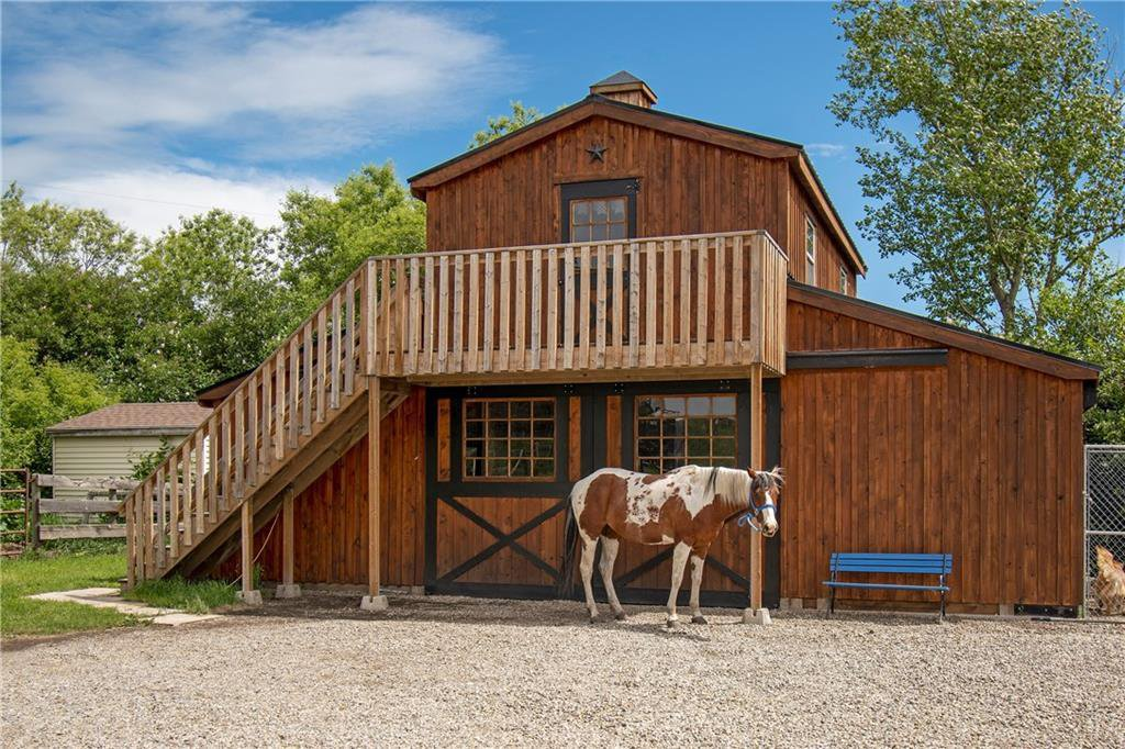 Main Photo: 291020 RGE RD 284 in Rural Rocky View County: Rural Rocky View MD Detached for sale : MLS®# C4306130