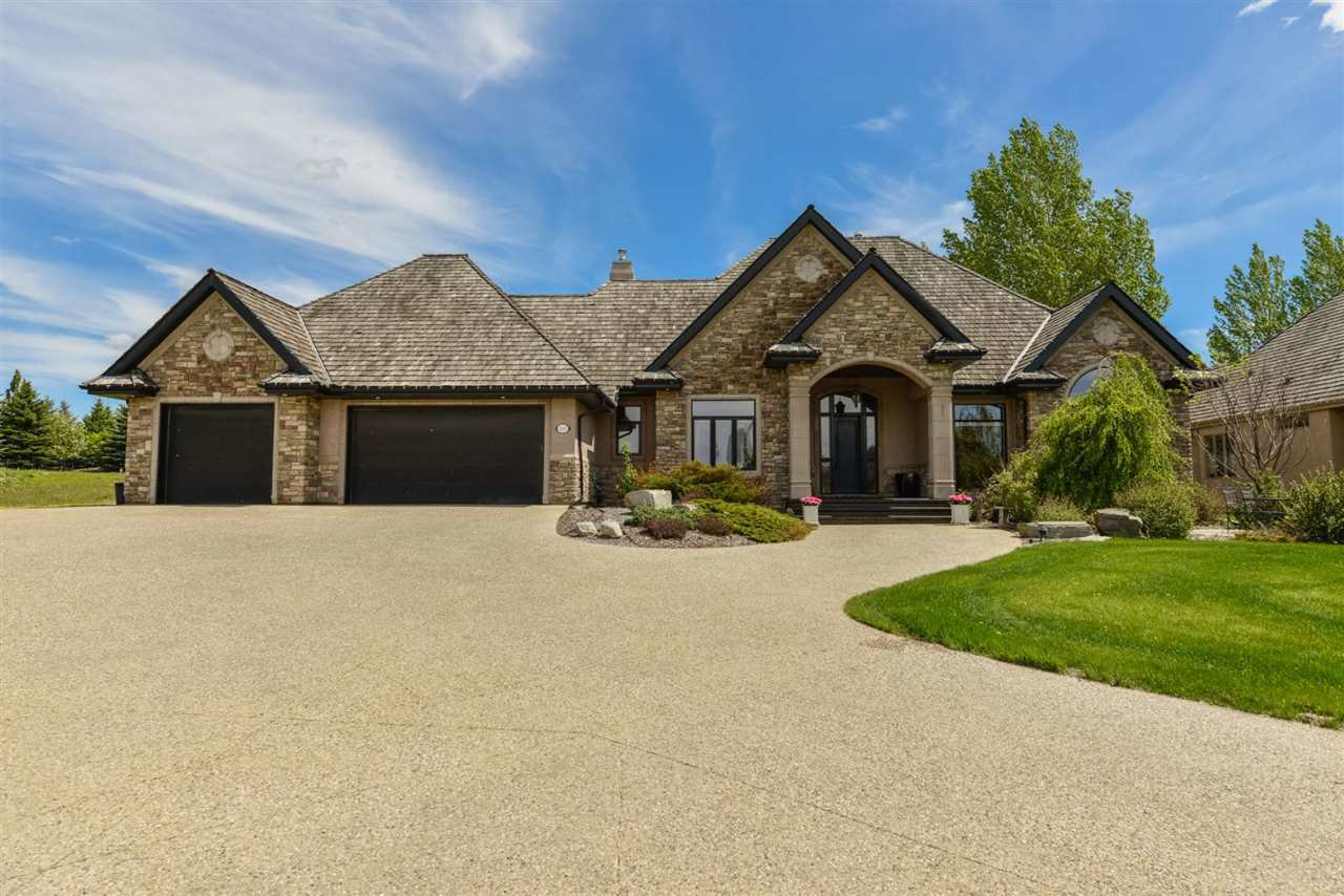 Main Photo: 107 RIVERPOINTE Crescent: Rural Sturgeon County House for sale : MLS®# E4206114
