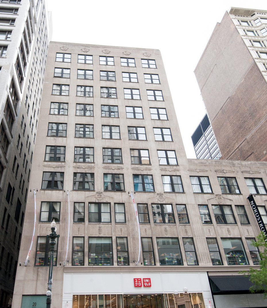Main Photo: 20 STATE Street Unit 811 in Chicago: CHI - Loop Residential Lease for lease ()  : MLS®# MRD10783465
