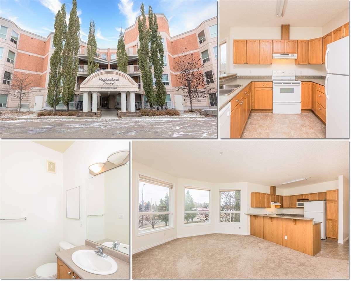 Main Photo: 202 9120 156 Street in Edmonton: Zone 22 Condo for sale : MLS®# E4218957