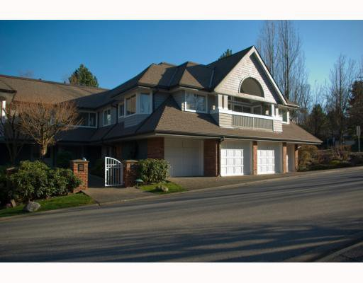 """Main Photo: 3906 CREEKSIDE Place in Burnaby: Burnaby Hospital Townhouse for sale in """"CASCADE VILLAGE"""" (Burnaby South)  : MLS®# V809198"""