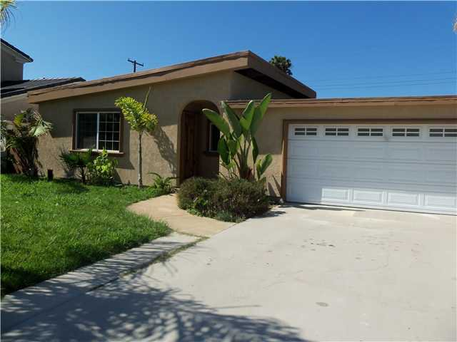 Photo 1: Photos: IMPERIAL BEACH House for sale : 3 bedrooms : 1260 LOUDEN