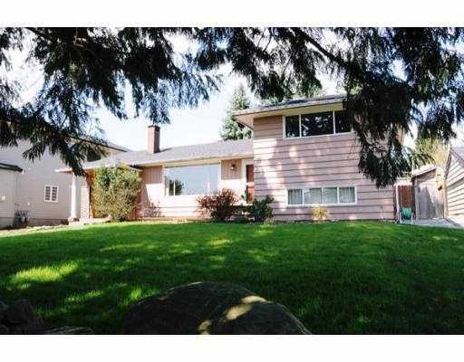 Main Photo: 955 ALDERSON Avenue in Coquitlam: Maillardville House for sale : MLS®# V761977