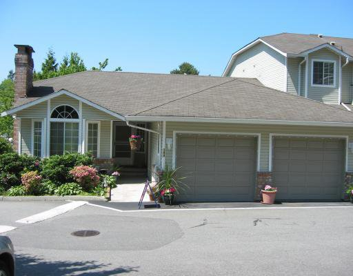 """Main Photo: 109 22515 116TH Avenue in Maple_Ridge: East Central Townhouse for sale in """"FRASERVIEW VILLAGE"""" (Maple Ridge)  : MLS®# V763193"""