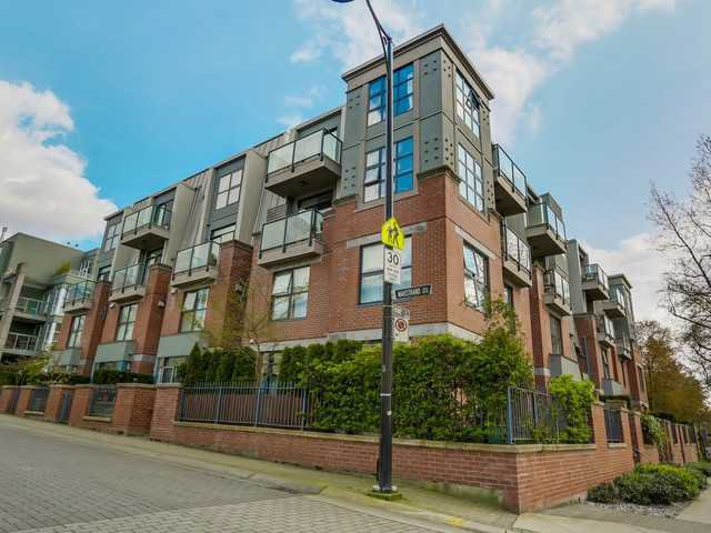 Main Photo: 103 2688 VINE Street in Vancouver West: Home for sale : MLS®# V1115409