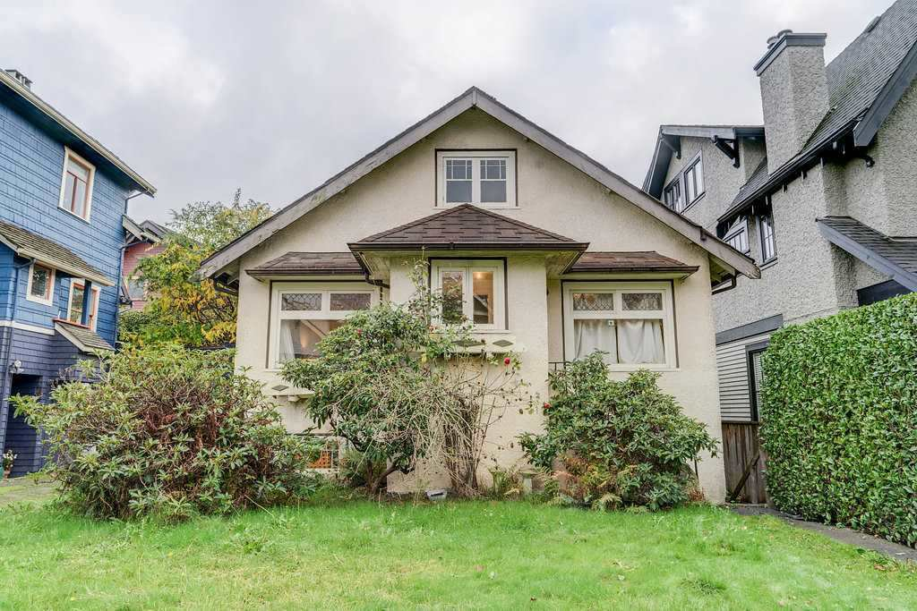 Main Photo: 3620 W 2ND Avenue in Vancouver: Kitsilano House for sale (Vancouver West)  : MLS®# R2432071