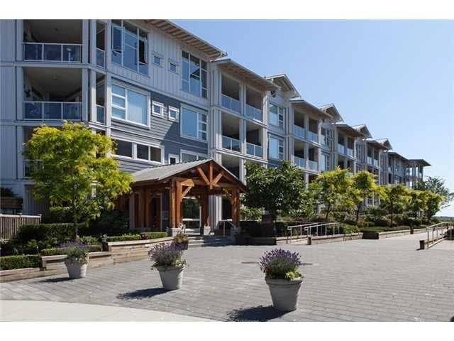 Main Photo: 410 4600 WESTWATER DRIVE in : Steveston South Condo for sale : MLS®# V1088892