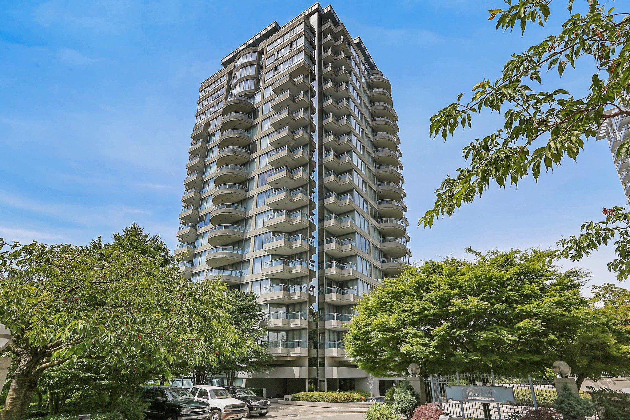 "Main Photo: 1207 13353 108 Avenue in Surrey: Whalley Condo for sale in ""Cornerstone"" (North Surrey)  : MLS®# R2455678"