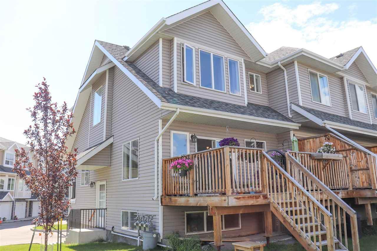 Main Photo: 6 13215 153 Avenue in Edmonton: Zone 27 Townhouse for sale : MLS®# E4207601