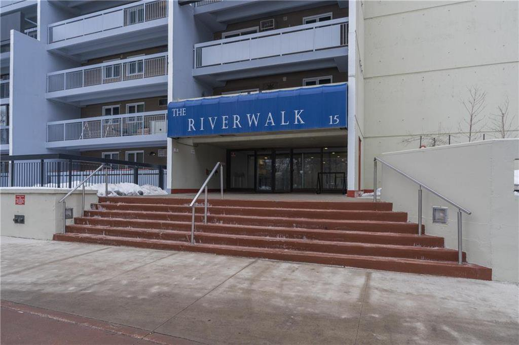 Main Photo: 210 15 Kennedy Street in Winnipeg: Downtown Condominium for sale (9A)  : MLS®# 202100501
