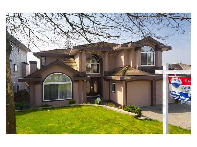 Main Photo: 23818 ZERON Avenue in Maple Ridge: Albion House for sale : MLS®# V832172