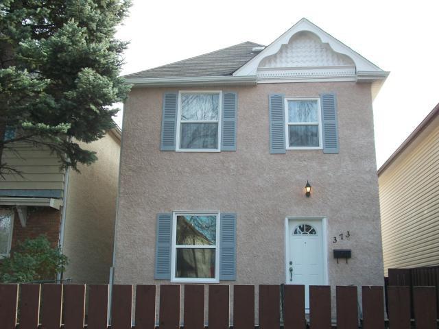 Main Photo: 373 MARYLAND Street in WINNIPEG: West End / Wolseley Residential for sale (West Winnipeg)  : MLS®# 1020668