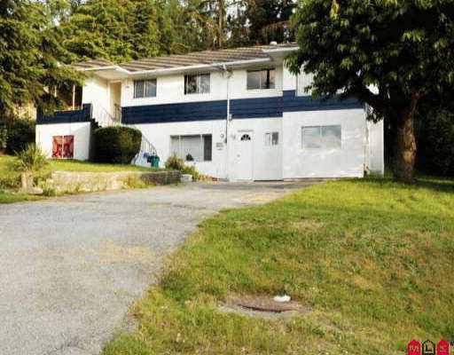 Main Photo: 13768 115TH Avenue in Surrey: Bolivar Heights House for sale (North Surrey)  : MLS®# F2612131