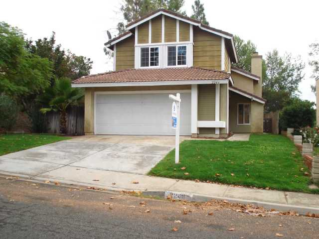 Main Photo: SOUTHEAST ESCONDIDO House for sale : 3 bedrooms : 2246 Charise Street in Escondido