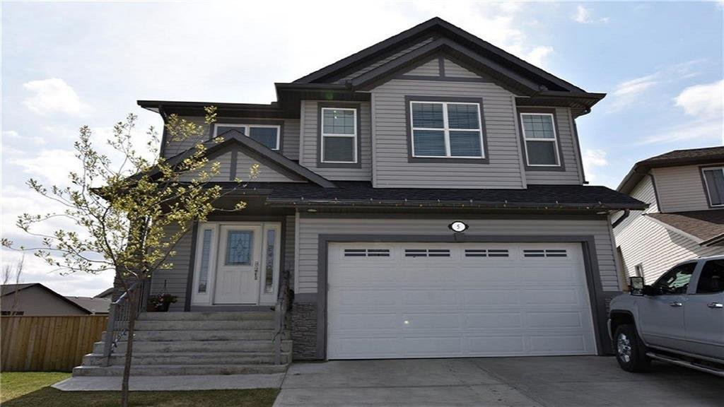 Main Photo: 5 Goddard Circle: Carstairs Detached for sale : MLS®# C4286666