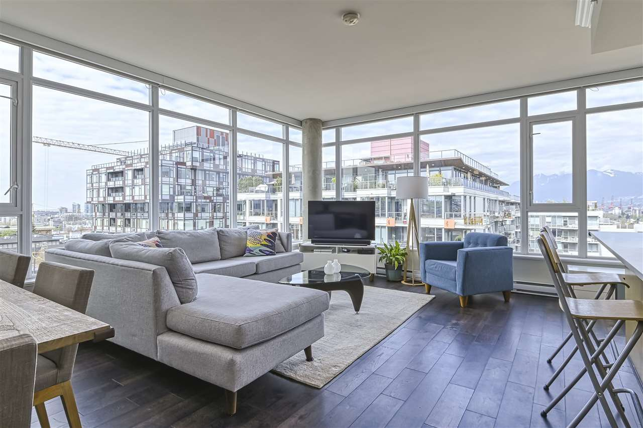 "Main Photo: 703 2321 SCOTIA Street in Vancouver: Mount Pleasant VE Condo for sale in ""THE SOCIAL"" (Vancouver East)  : MLS®# R2451487"
