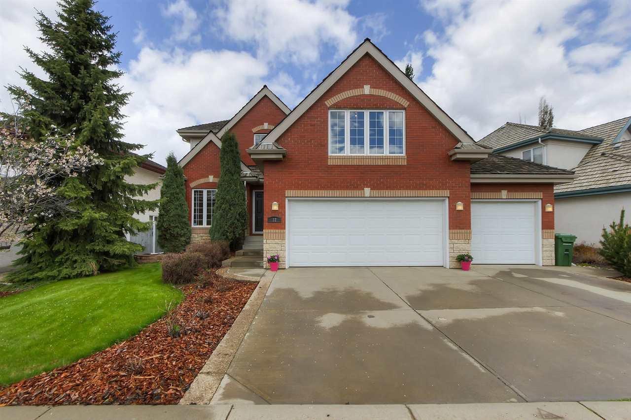 Main Photo: 12 Kingsway Drive: St. Albert House for sale : MLS®# E4208653