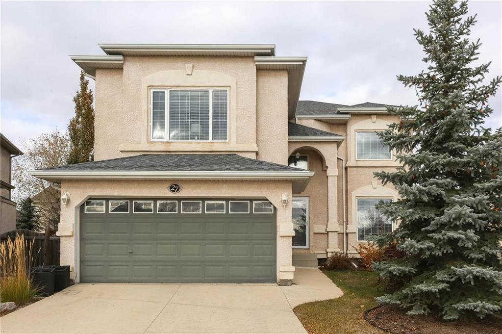 Main Photo: 27 Ivorywood Cove in Winnipeg: Linden Woods Residential for sale (1M)  : MLS®# 202026196