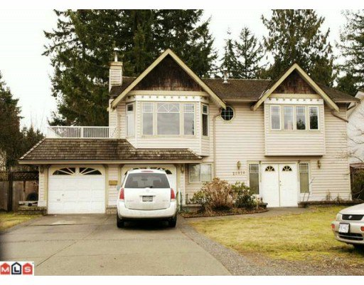 Main Photo: 20810 46TH Avenue in Langley: Langley City House for sale : MLS®# F1000249