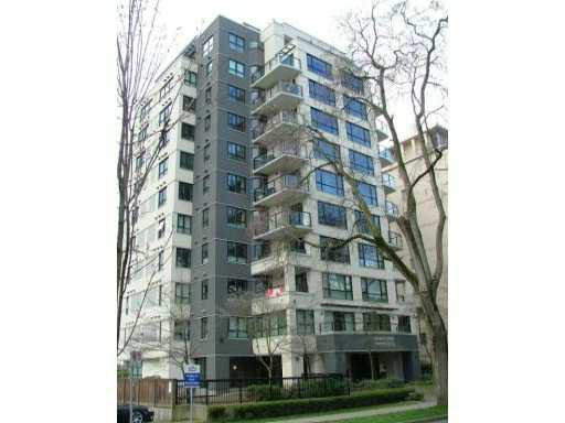 Main Photo: 402 1838 NELSON Street in Vancouver: West End VW Condo for sale (Vancouver West)  : MLS®# V813842