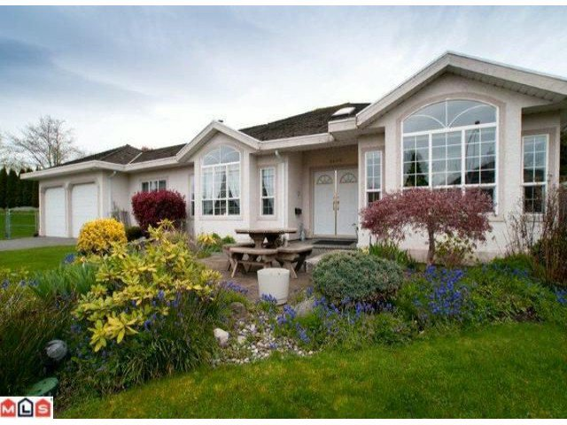 Main Photo: 3008 152A Street in Surrey: Grandview Surrey House for sale (South Surrey White Rock)  : MLS®# F1009971