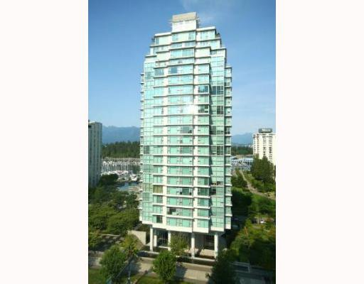 """Main Photo: 1704 1710 BAYSHORE Drive in Vancouver: Coal Harbour Condo for sale in """"BAYSHORE GARDENS"""" (Vancouver West)  : MLS®# V772805"""