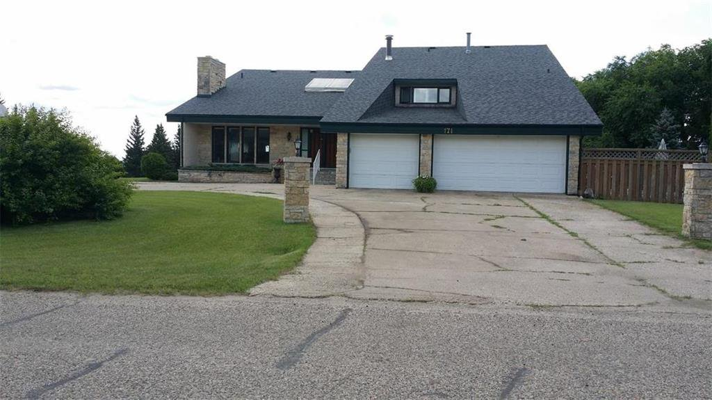 Main Photo: 171 Oak Bluff Road in Brandon: Hamilton Subdivision Residential for sale (A01)  : MLS®# 1921811